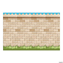 Kingdom VBS Design-a-Room Castle Wall Background