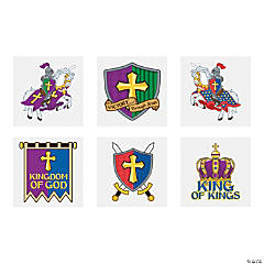 Kingdom VBS Tattoos