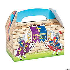 Kingdom VBS Treat Boxes