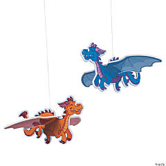 Knight VBS Dragon Hanging Decorations