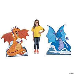 Knight VBS Dragon Stand-Ups