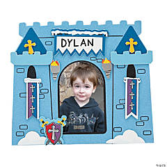 Knight VBS Picture Frame Magnet Craft Kit