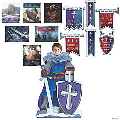 Knight VBS Small Group Wall Decorating Kit