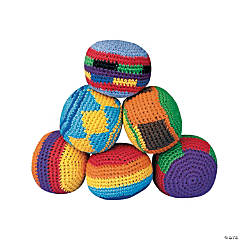 Knitted Kick Balls PDQ