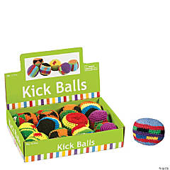 Knitted Kick Balls