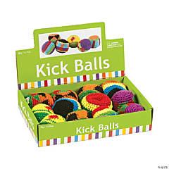 Knitted Kick Balls