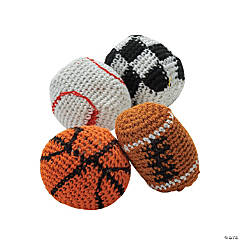 Knitted Sport Kick Balls
