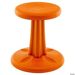 "Kore™ Kids Wobble Chair, 14"" Orange"
