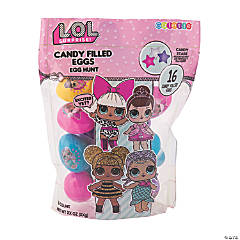 L.O.L. Surprise!™ Candy-Filled Plastic Easter Eggs - 16 Pc.