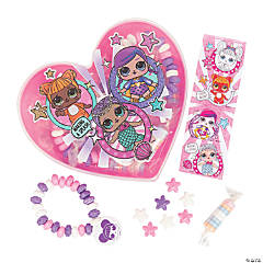 L.O.L. Surprise™ Heart-Shaped Box with Hard Candy