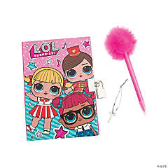 L.O.L Surprise™ Diary with Pom-Pom Pen