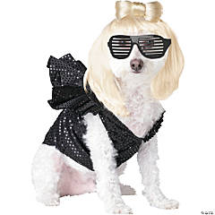 Lady Dogga Dog Costume