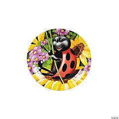 Ladybug Dessert Plate