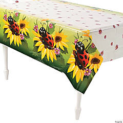 Ladybug Tablecloth
