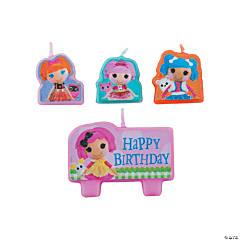Lalaloopsy™ Birthday Candles