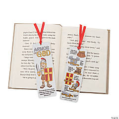 Laminated Armor of God Bookmarks