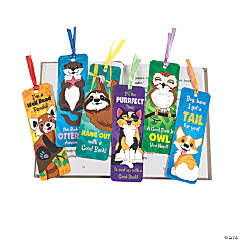 Laminated Positive Pals Bookmarks