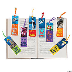 Laminated Realistic Ocean Animals Bookmarks