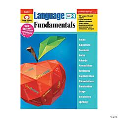Language Fundamentals - Teacher Reproducibles, Grade 2