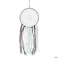 Large Dream Catcher with Streamers