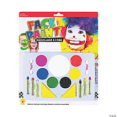 Large Face Paint Kit