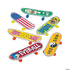 Large Finger Skateboards