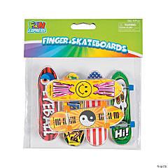 Large Finger Skateboards