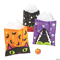 Large Girl Trick-or-Treat Bags