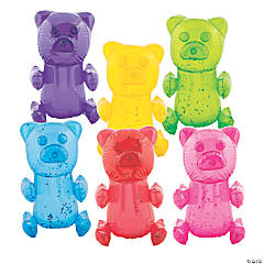Large Inflatable Gummy Teddy Bears