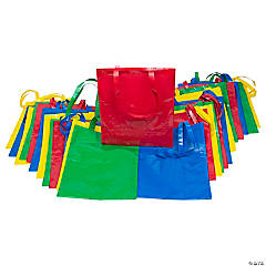 Large Laminated Tote Bag Assortment - 50 Pc.
