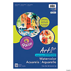 Large Pacon® Watercolor Paper