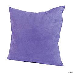 Large Purple Pillow