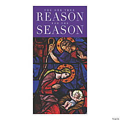 Large Reason for the Season Door Banner Set