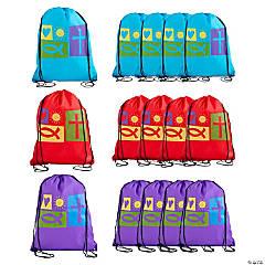 e40ab51eae67 Religious Tote Bags & Backpacks | Oriental Trading Company