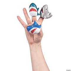 Large Shark Finger Puppets