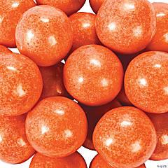 Large Shimmer Orange Gumballs