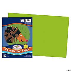 Large Sunworks® Construction Paper - Green