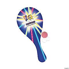Laser Tag Party Paddleball Games