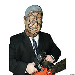 Latex Bubba Clinton Mask