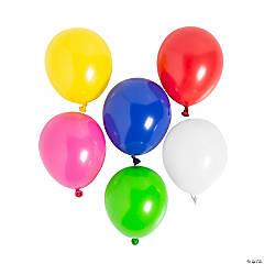 "Latex Dart Balloon Assortment - 4"""