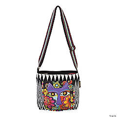 Laurel Burch Crossbody 13.5