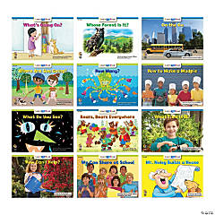Learn-to-Read Variety Pack 5 - Levels C-D