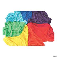 Learning Advantage® Habutae Fabric, 3.3' x 4.8', 7 pieces