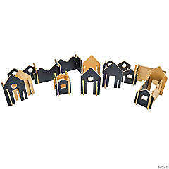 Learning Advantage Happy Architect - Create 'N' Play - Set of 28