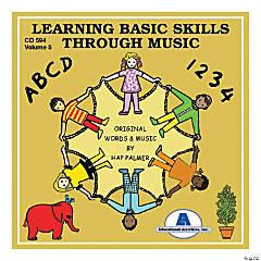 Learning Basic Skills Through Music CD