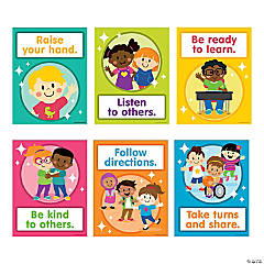 Learning Readiness Poster Set