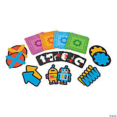 Learning Resources<sup>®</sup> Let's Go Code™ Activity Set