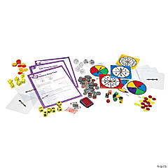Learning Resources<sup>&#174;</sup> Deluxe Probability Kit