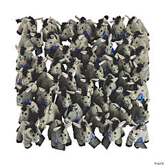 Legend of the Christmas Stuffed Donkey with Card - 48 Pc.