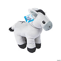 Legend Stuffed Donkey with Card